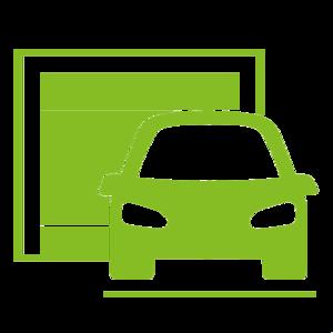 Für PKW-Parkflächen geeignet