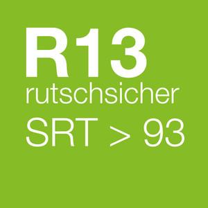 R13 rutschsicher
