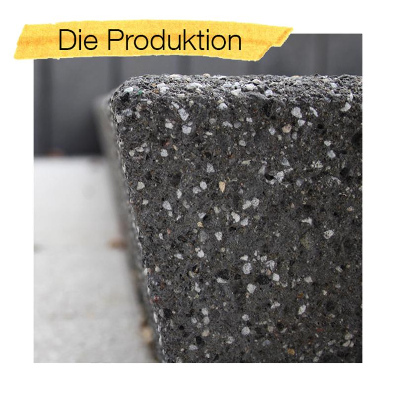Die Produktion individuell angefertigter EHL Stufen